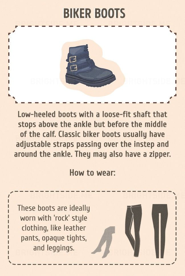 An amazing style guide to women's shoes RyV0b