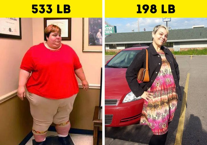 17 Impressive Stories When a TV-Show Helped People Lose Weight, and the Results Were Worth the Struggle