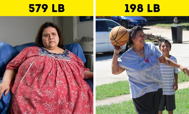 17Impressive Stories When aTV-Show Helped People Lose Weight, and the Results Were Worth the Struggle