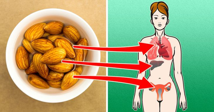 4 Things That Happen to Your Body If You Start to Eat Almonds Every Day