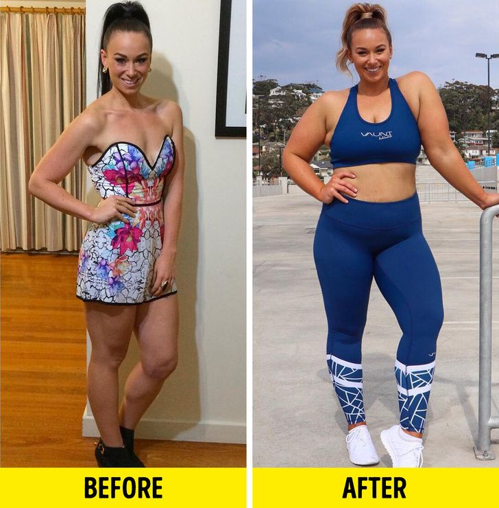 A Fitness Blogger Explains Why Weighing Less Doesn't Mean Having a Better Life